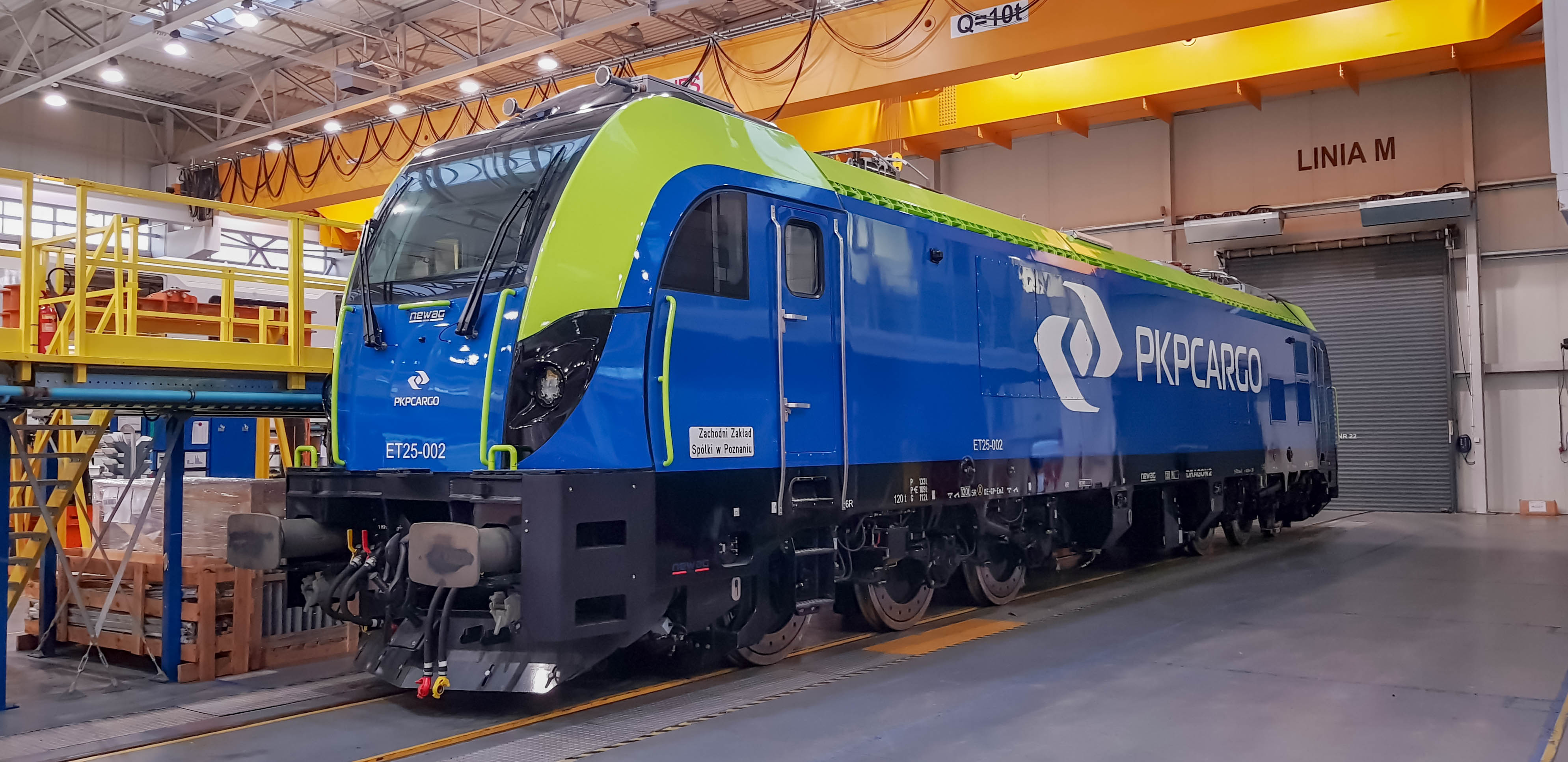 Three DRAGON 2 Locos for PKP Cargo