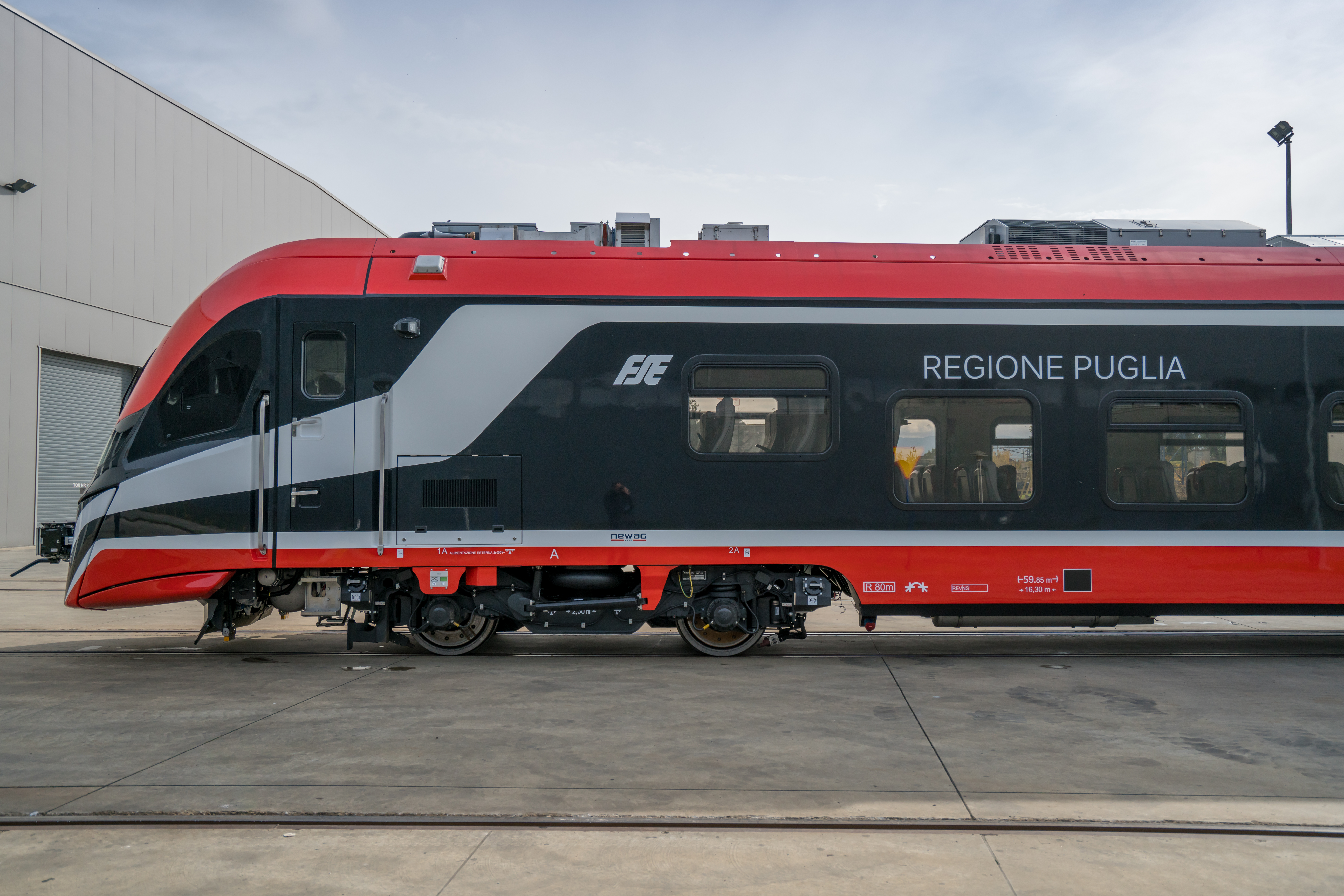 Another IMPULS EMUs Ordered for Italy