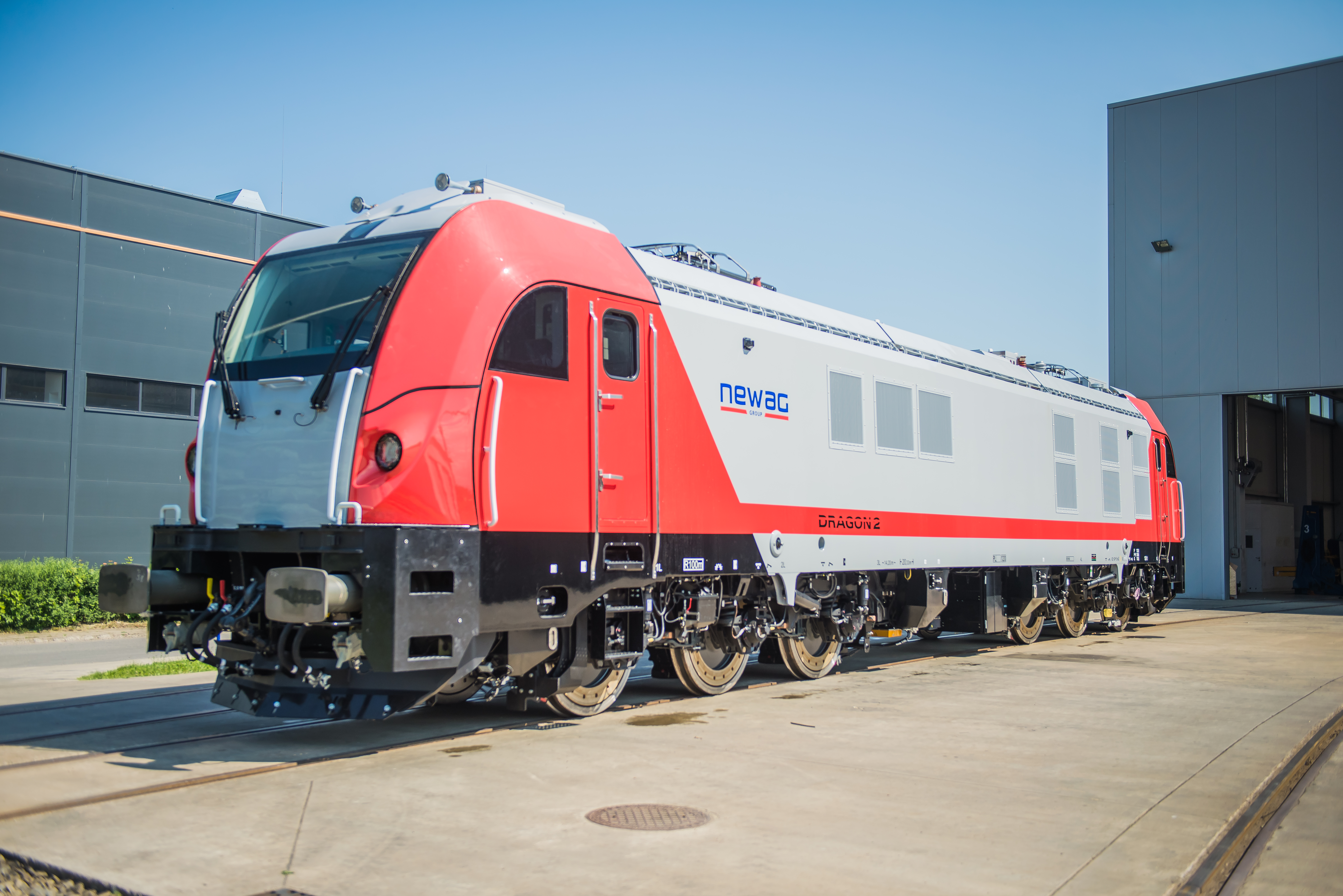 Four DRAGONS for Laude Smart Intermodal