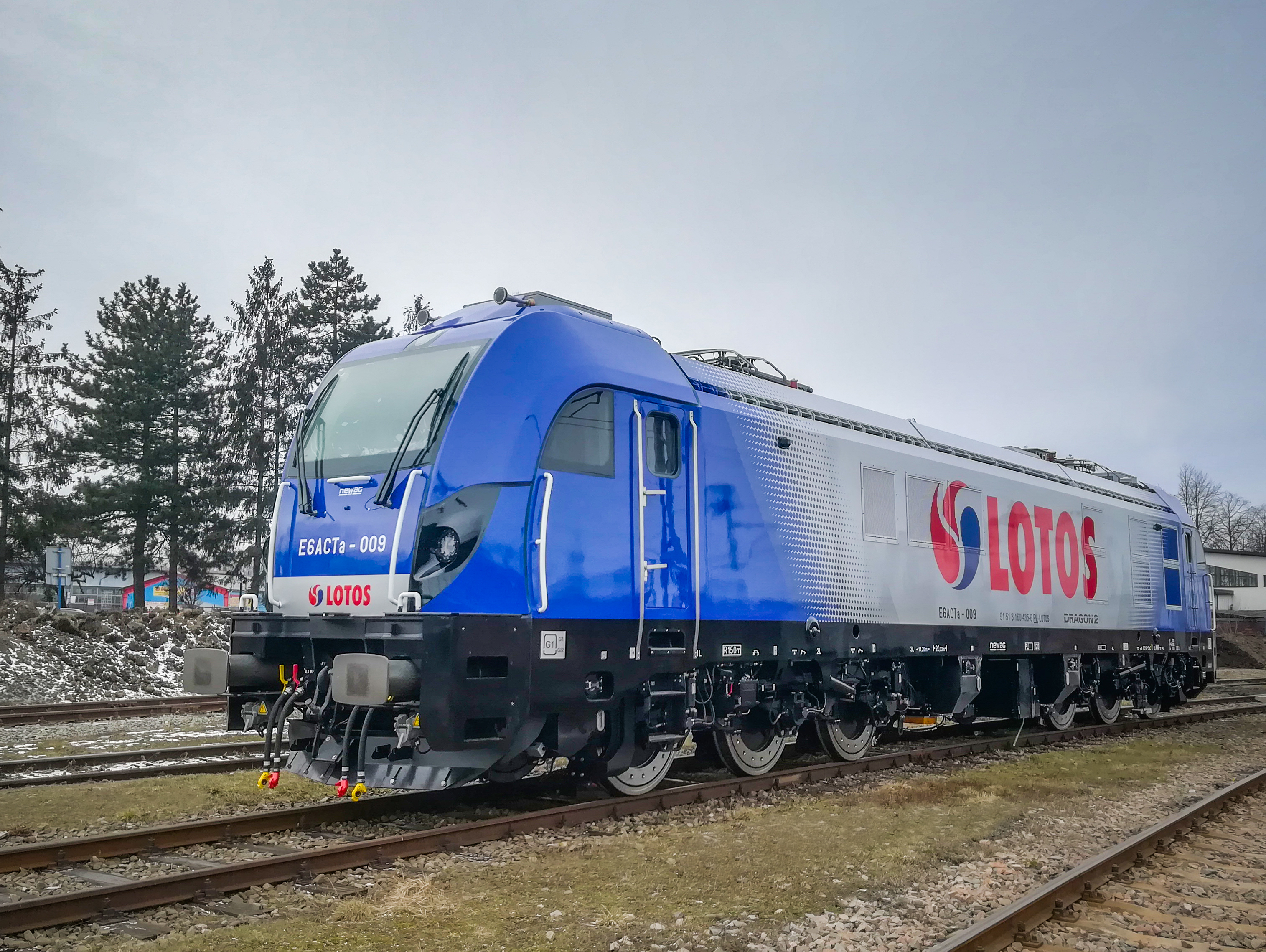 Another DRAGON 2 Locomotives for LOTOS Kolej