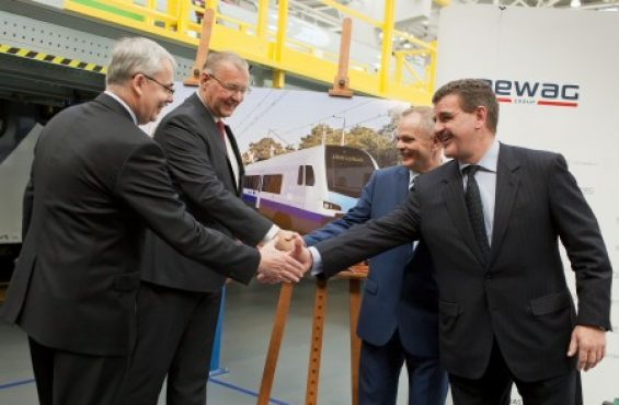 Contract for delivery of twenty modern trains for PKP Intercity signed