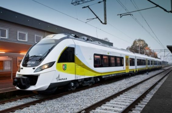 First Polish IMPULS trains in Italy