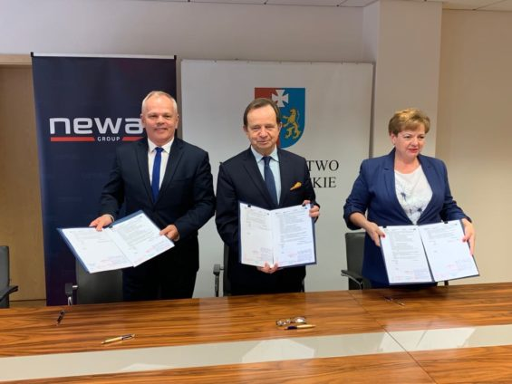 New Trains from NEWAG for Podkarpacie