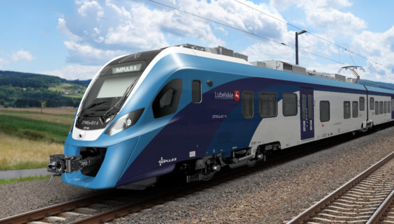 NEWAG to Supply eight IMPULS EMUs for Lubelskie Province