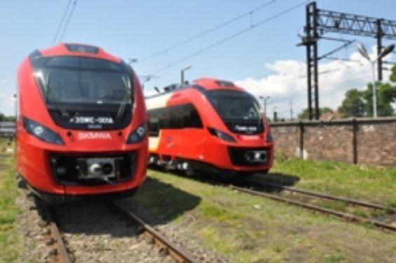 Pierwszy 35WE dla SKM w Warszawie