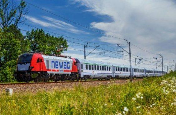 NEWAG z najkorzystniejszą ofertą na 20 nowych lokomotyw dla PKP IC
