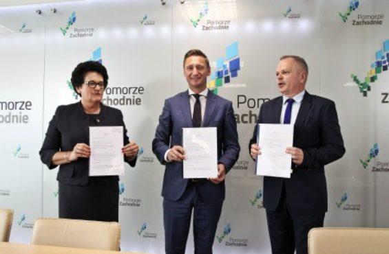 Umowa na dostawę IMPULSów dla Zachodniopomorskiego podpisana
