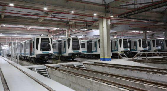 10 dodatkowych pojazdów metra Inspiro dla Sofii