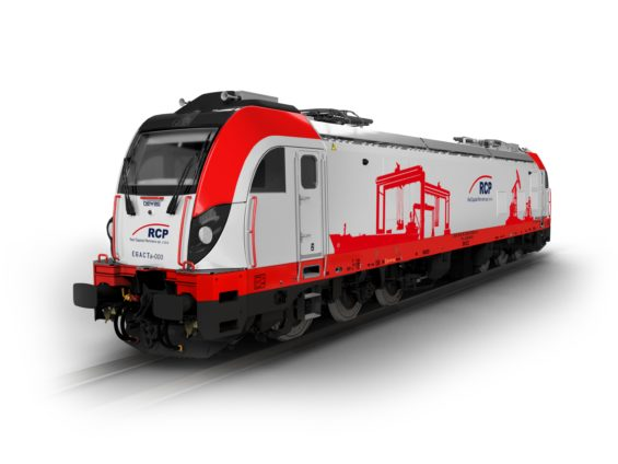 NEWAG dostarczy 5 nowych lokomotyw Dragon 2 dla Rail Capital Partners