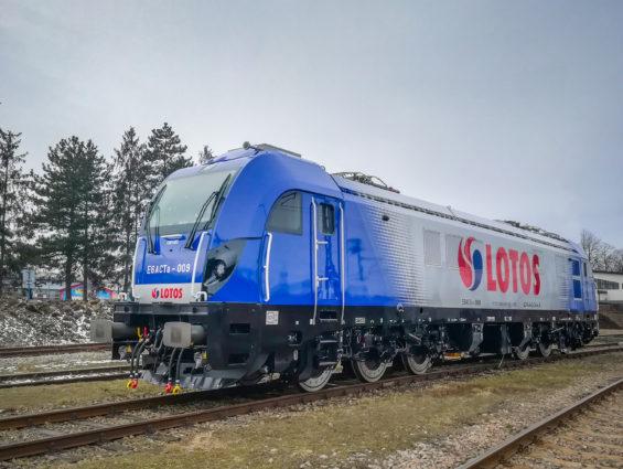 Kolejne lokomotywy DRAGON 2 dla LOTOS Kolej