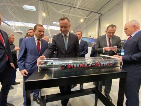 NEWAG na Polskiej Wystawie Gospodarczej
