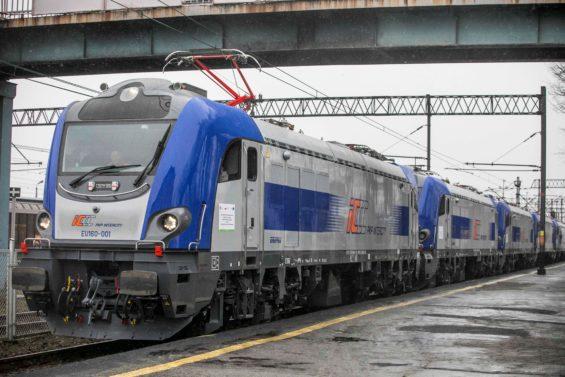 """Dopuszczenie dla lokomotywy elektrycznej typu E4DCU """"Griffin"""""""