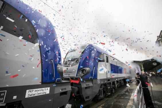 8 lokomotyw Griffin dopuszczonych do eksploatacji